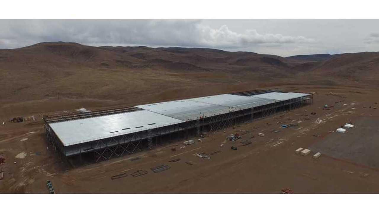 Tesla Posts 30 Job Openings For Gigafactory