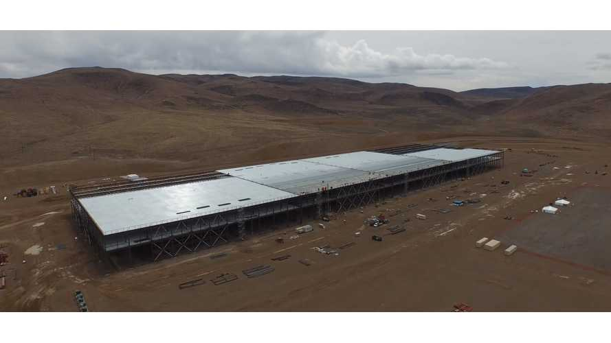 Tesla Posts 30 Job Openings For Gigafactory