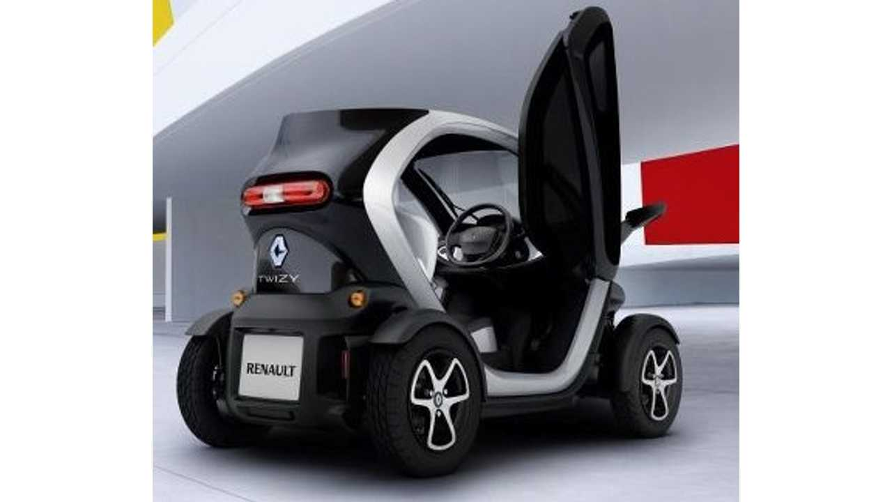 14-Year-Olds Can Now Drive Renault Twizy On Public Roads In France