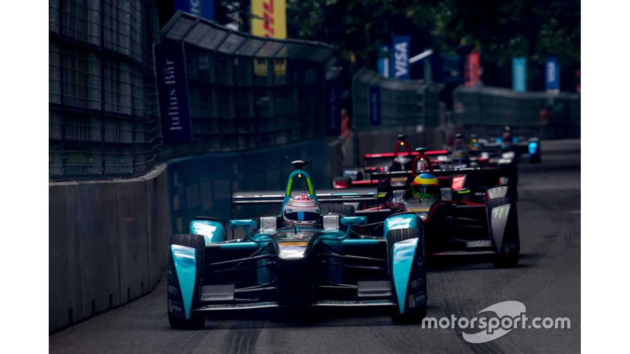 Why I Love Street Racing In Formula E - Nelson Piquet Jr