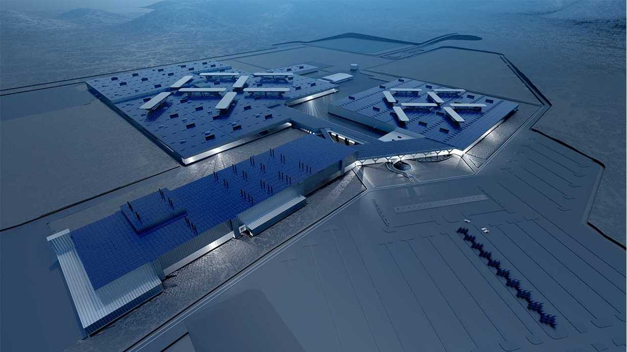 Faraday Selects AECOM To Build Automaker's 3-Million Square Foot Factory In Nevada