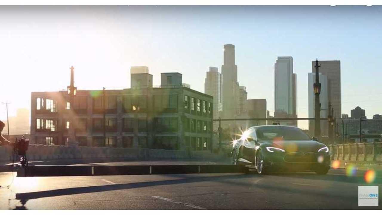 Behind The Scenes - Tesla Model S Photo Shoot Video
