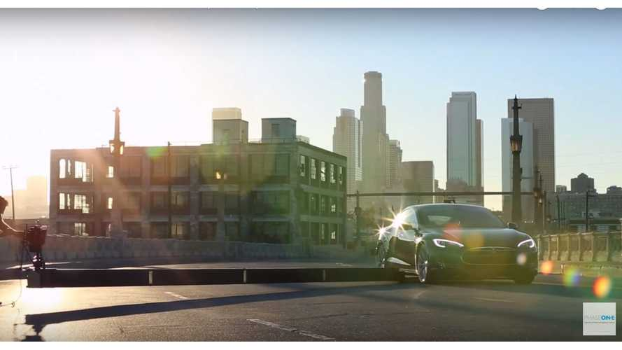 Behind The Scenes - Tesla Model S Photo Shoot Video