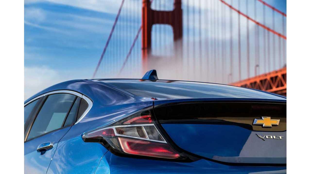 Chevrolet Volt in San Francisco