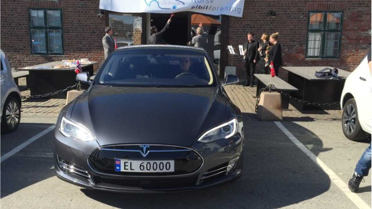 Norway: 50,000 Electric Cars Registered And Counting