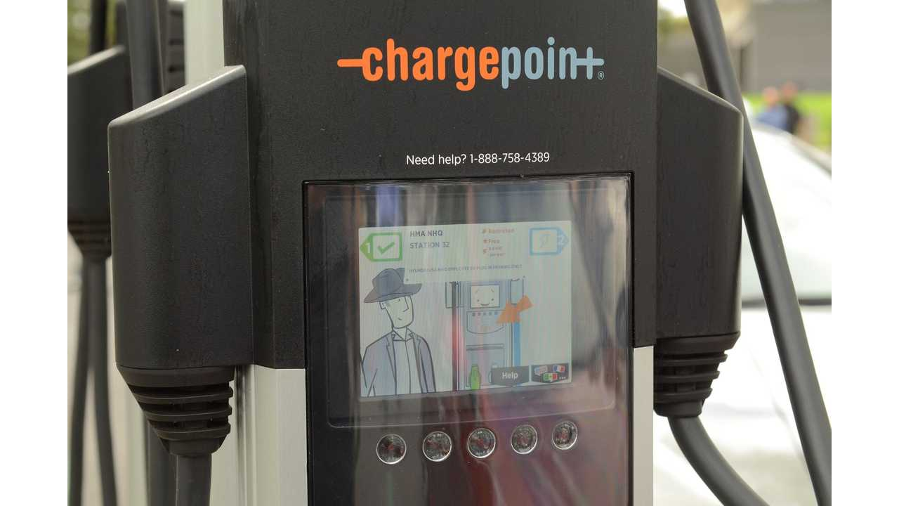 ChargePoint Expects U.S. and European Expansion To Be Comparable