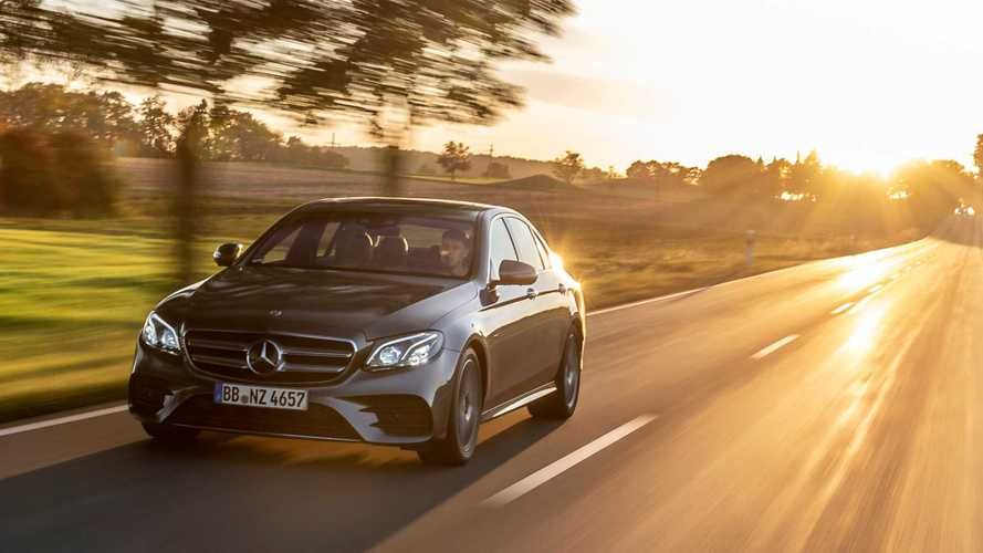 Mercedes-Benz Puts A UK Price Tag On New E300e PHEV