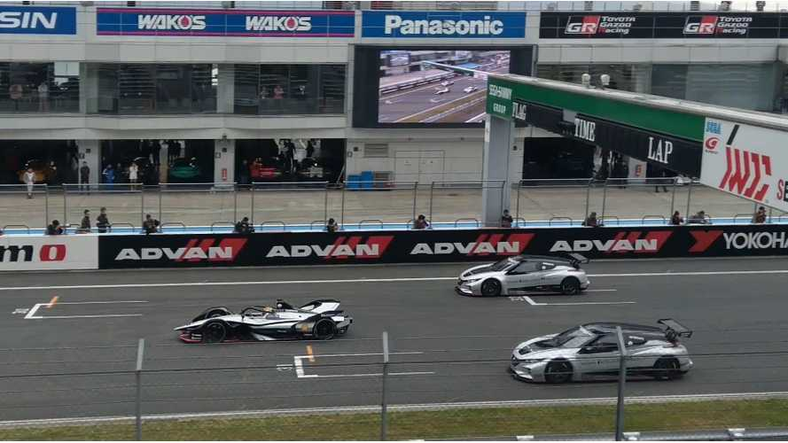 Nissan LEAF Nismo RC At The Track: Videos