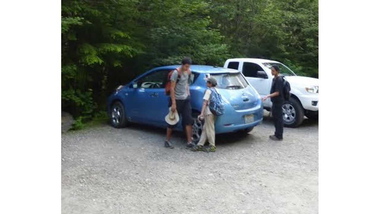 The Problem Is Not Range Anxiety, It's Charging Chaos: A Report From A Nissan LEAF Adventure