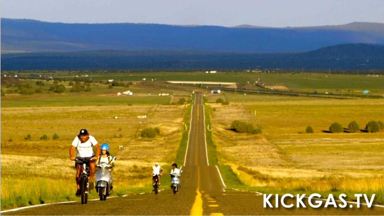The KICK GAS™ Movie will be released on Earth Day April 22, 2014