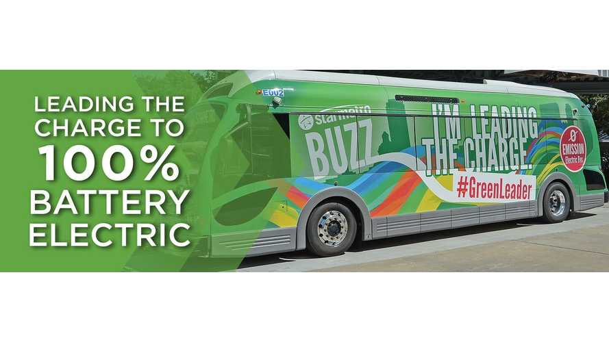 Florida State University Transitions To 100% Electric Bus Fleet