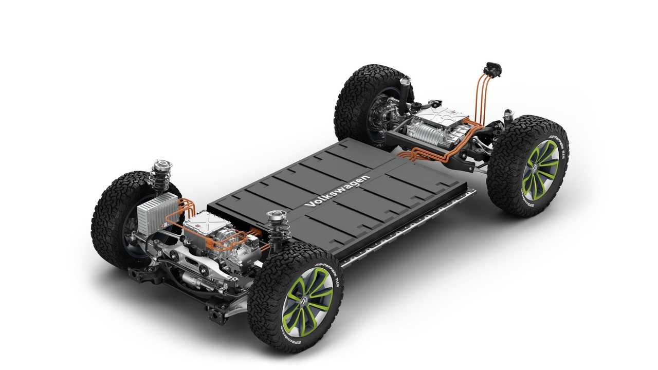 VW: All Our Electric Car Platforms Are Yours: Opens Up MEB EV To All