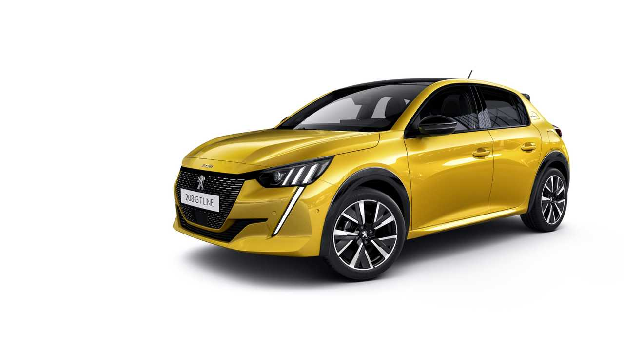 Electric Peugeot E 208 In Detail Specs Images Videos