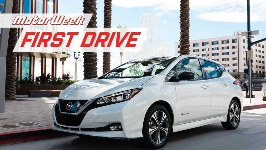 MotorWeek: Nissan LEAF e+ Re-Energized For Future: Video