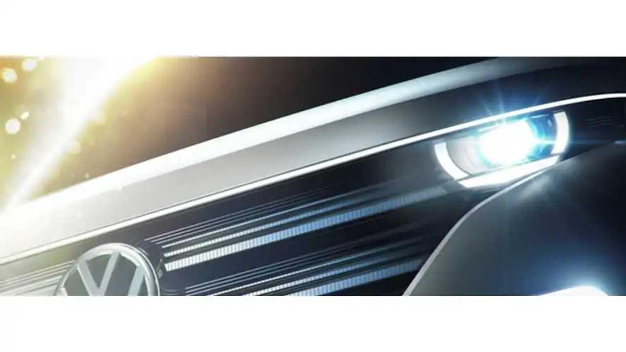 Volkswagen Releases Video Teaser Of CES 2016 Reveal