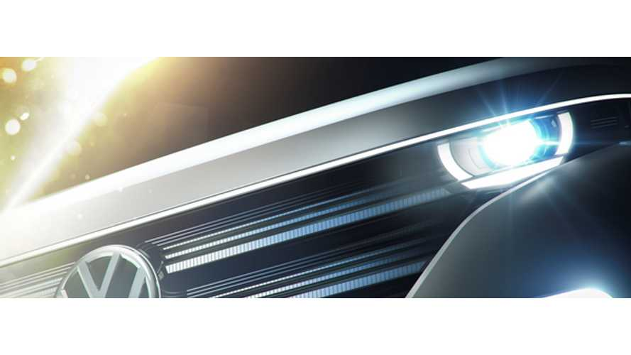 Volkswagen Releases Video Teaser Of CES 2016 Reveal