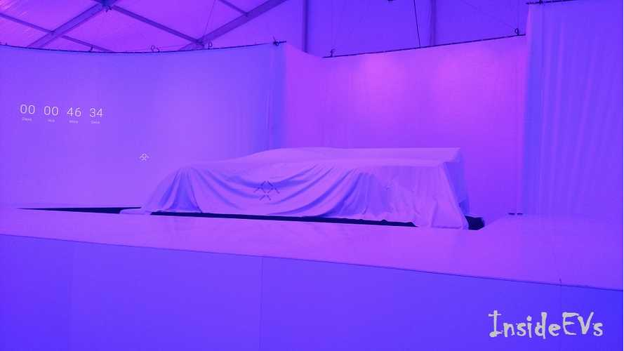 Faraday Future Concept FFZERO1 Reveal - Watch Live Now