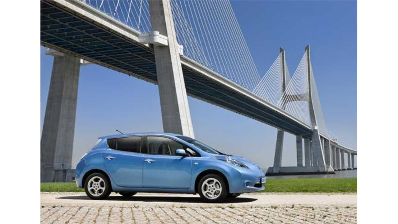 Europe Leapfrogs U.S. In Plug-In Electric Car Sales