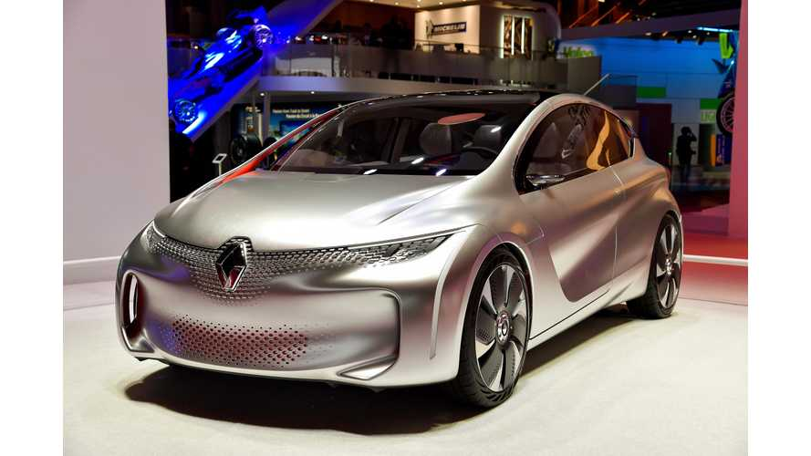 Renault To Wait For Costs To Decrease Before Launching Plug-In Hybrid