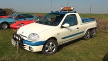 Renault Clio 6x2 pick-up