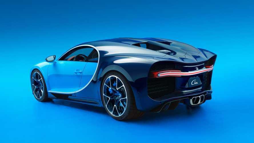 1000 lóerős SUV elkészítésén dolgozhat a Bugatti