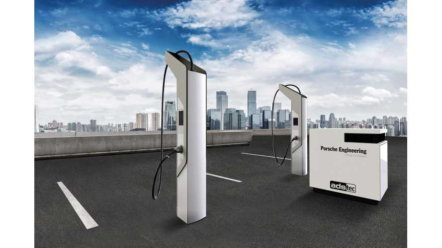 Porsche Dealerships In U.S. To Get 350-kW Fast Chargers For Mission E