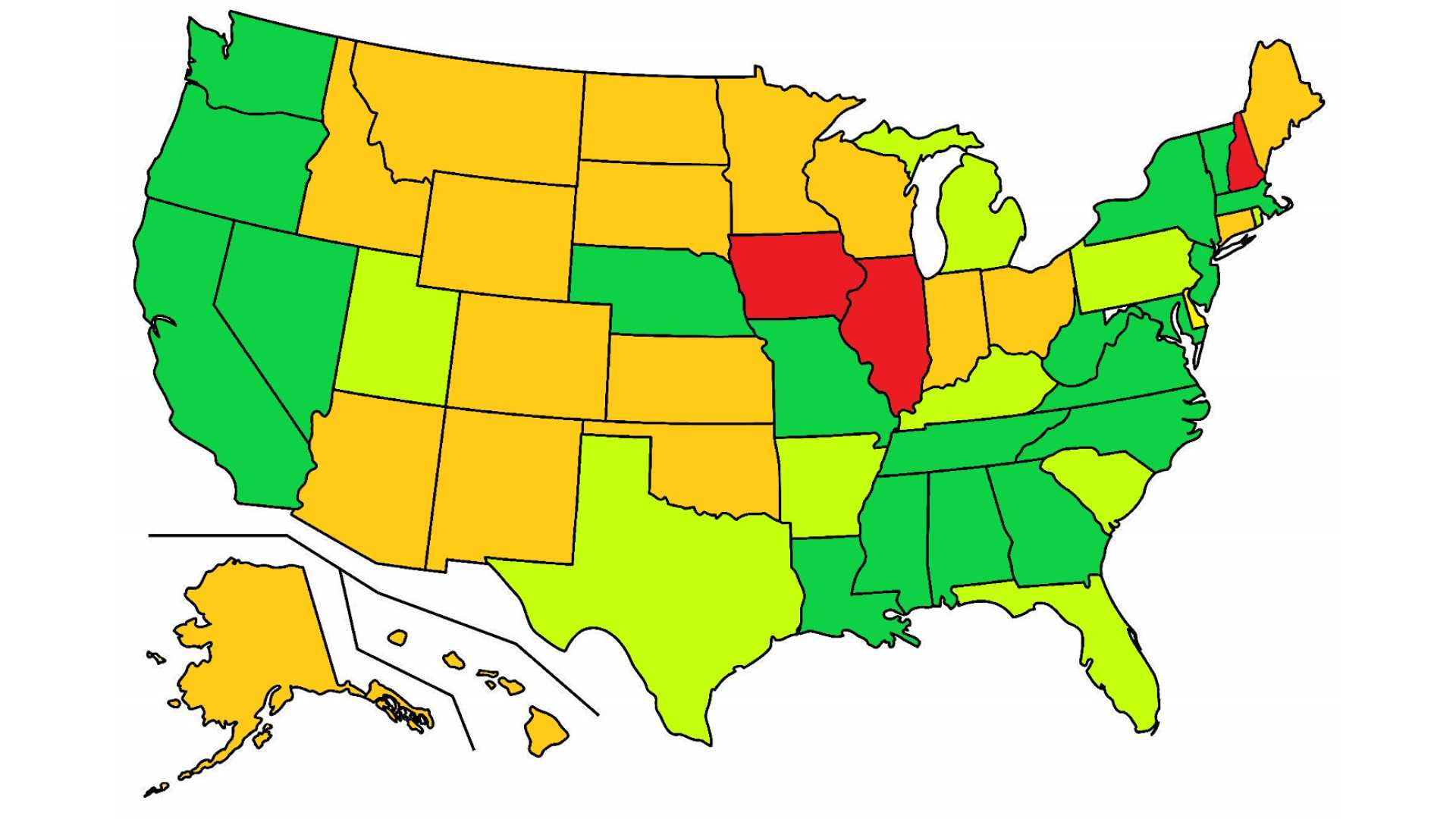 Mandatory Helmet Laws Across The U.S. on maps colorado, maps washington, maps mk, biggest college in each state, maps city, maps united states, most white populated state, maps oklahoma, map of each state, biggest us state, maps ohio, maps maps, maps to color, wealthiest person in each state, maps brazil only, maps virginia, biggest company in each state, world's richest state, 2014 state of the state,