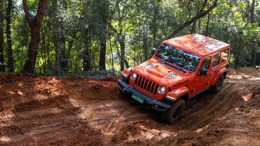 No dia do 4x4, Jeep confirma chegada do Wrangler Rubicon