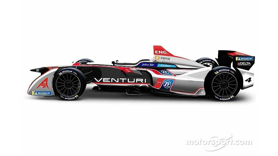 Venturi Partners With Mercedes Specialist For New Formula E Season