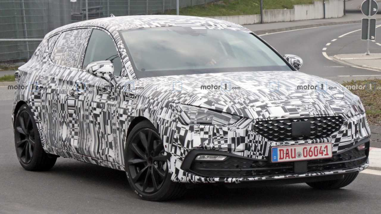 2020 seat leon caught with less camo near the 39 ring update