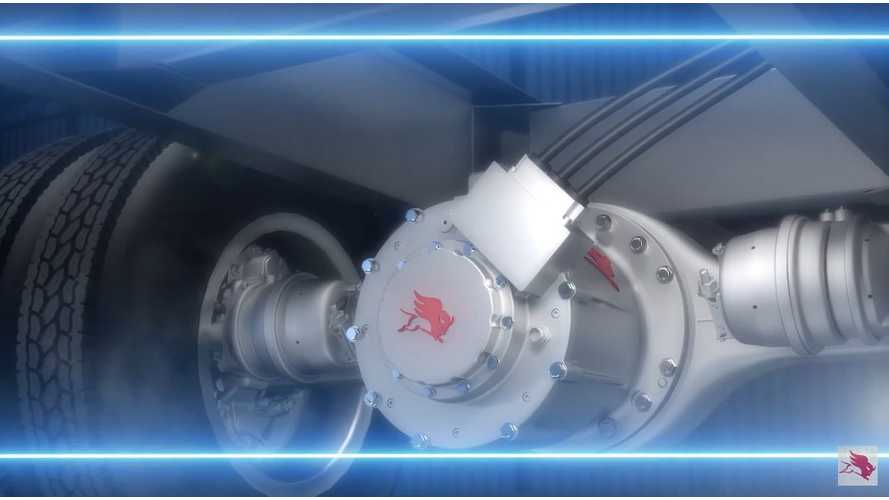 Meritor Reports 22 Truck Electrification Programs With Global OEMs