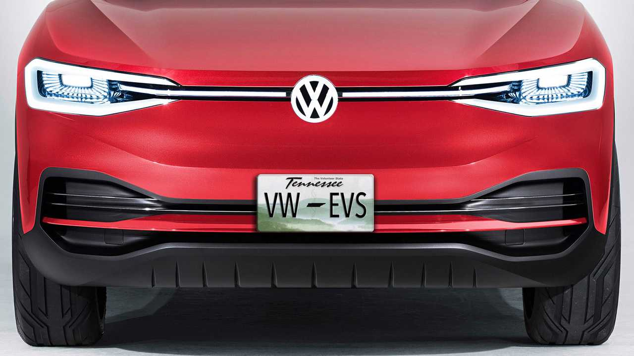 VW Turns To Tennessee For U.S. Electric Car Production