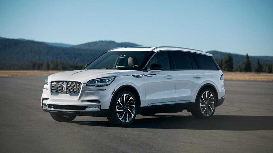 Lincoln Aviator Plug-In Hybrid To Cost Nearly $90,000