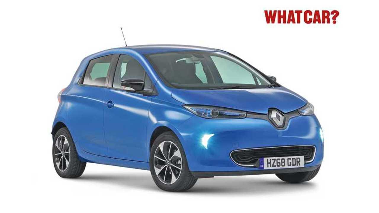 Renault ZOE Wins