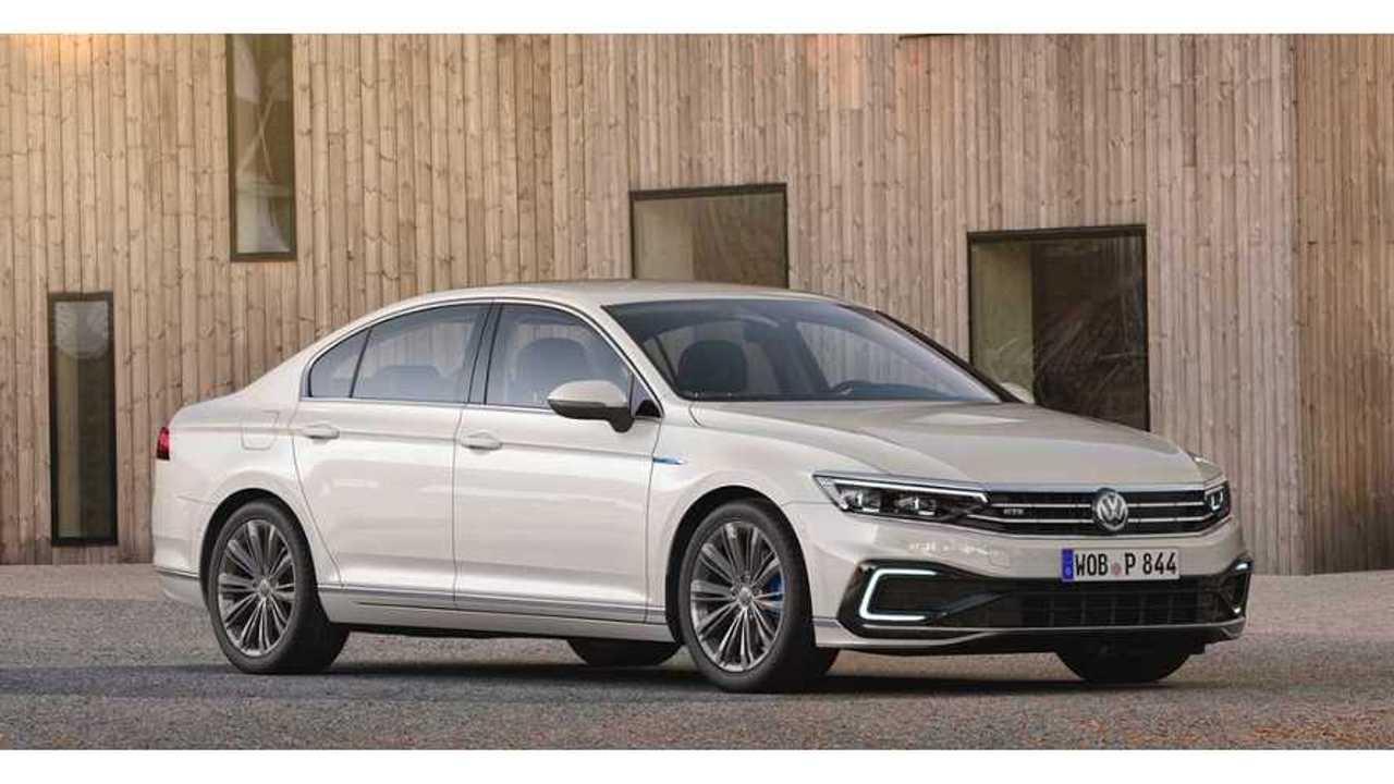 Volkswagen Passat GTE 2019 Plug-In Hybrid - destaque
