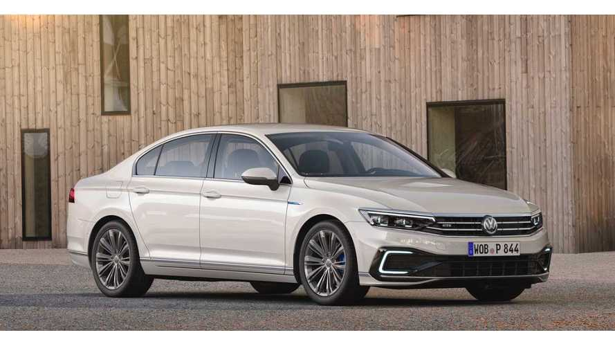 New 2019 Volkswagen Passat GTE Plug-In Hybrid Revealed