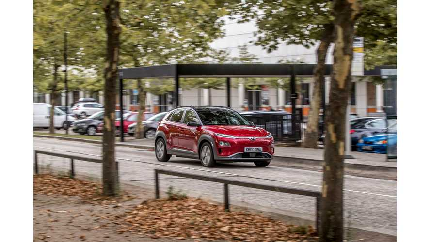 Hyundai Kona Electric Makes The EV Normal