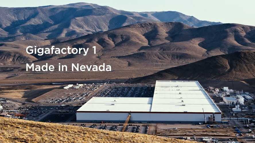 Tesla Releases New Gigafactory 1 Video: Highlights Sheer Size