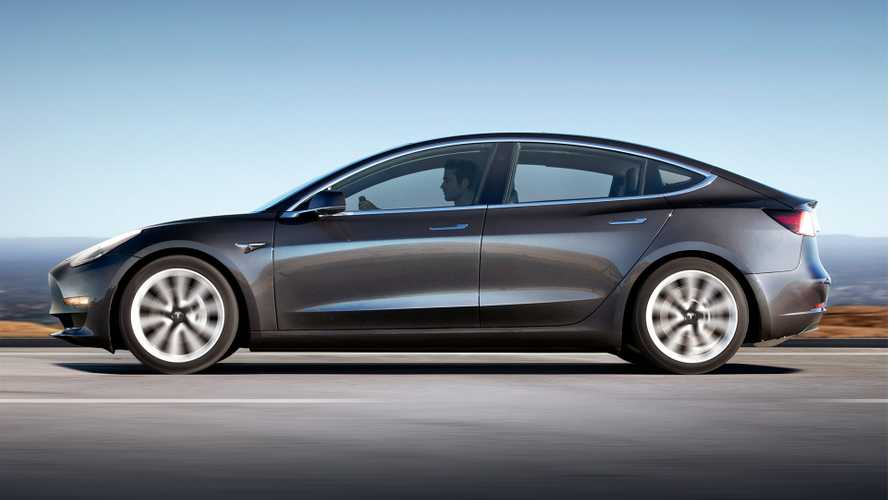 Tesla Model 3 VIN Registrations For Europe Exceed 8,500