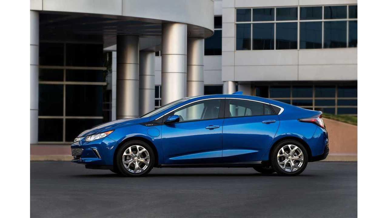 Chevrolet Volt Premjust Got Er In Washington Provided You Purchase