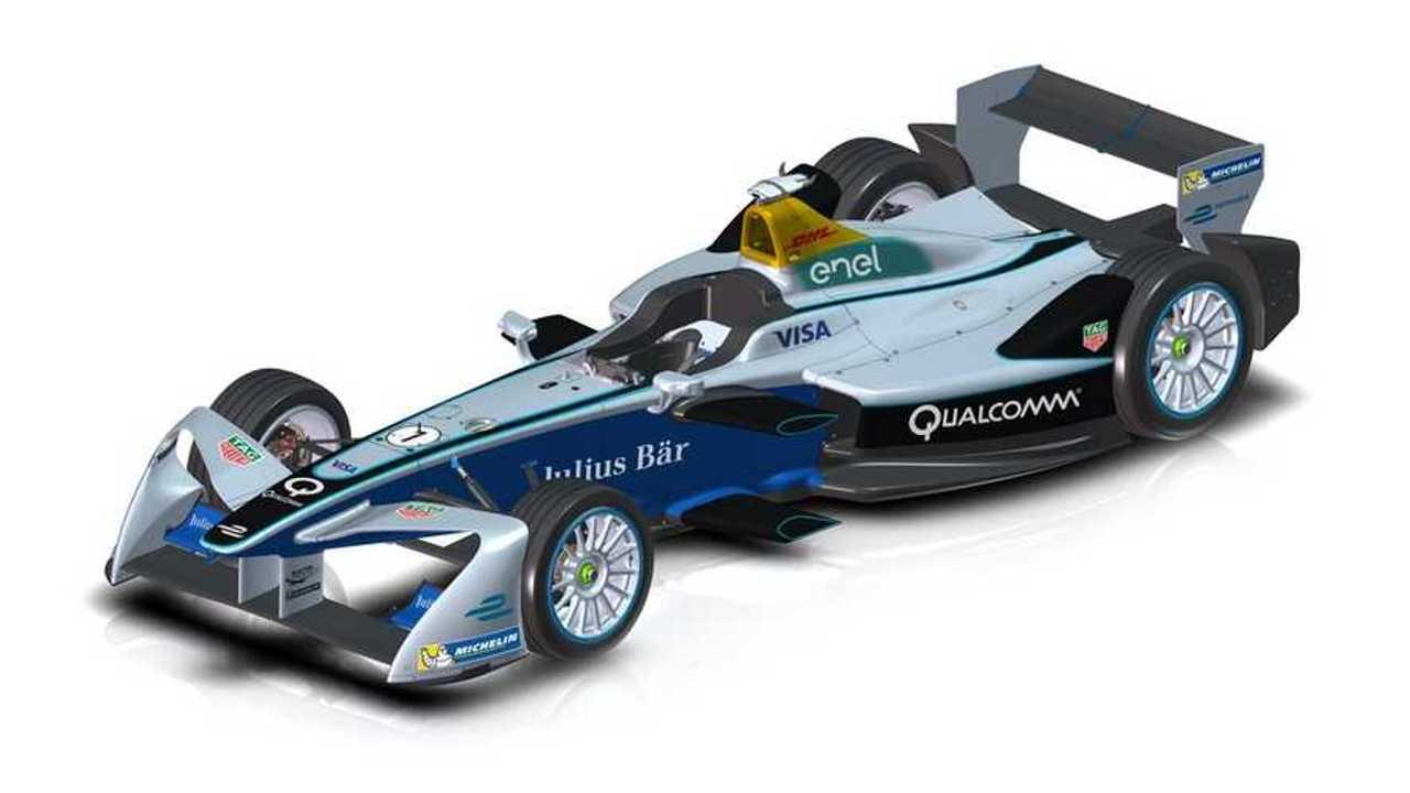 FIA Formula E Racers Get New For Next Season
