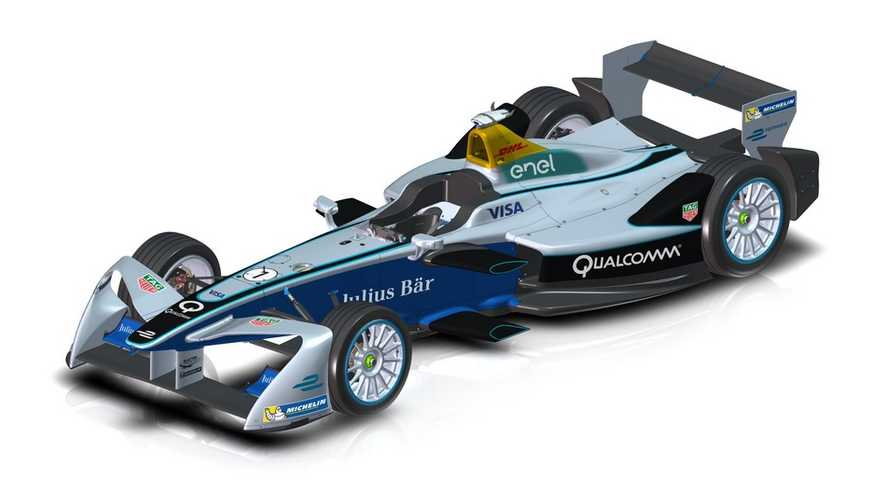 FIA Formula E Racers Get New For Next Season