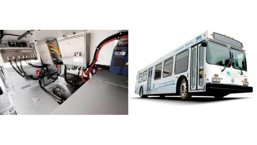 Complete Coach Works Converts Ready-To-Be-Scrapped Buses Over To Electric