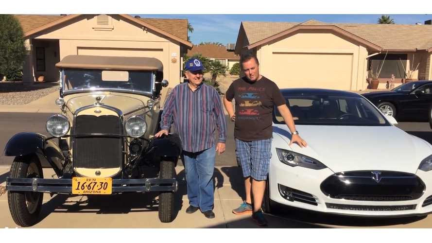 Tesla Model S Road Trip - Video