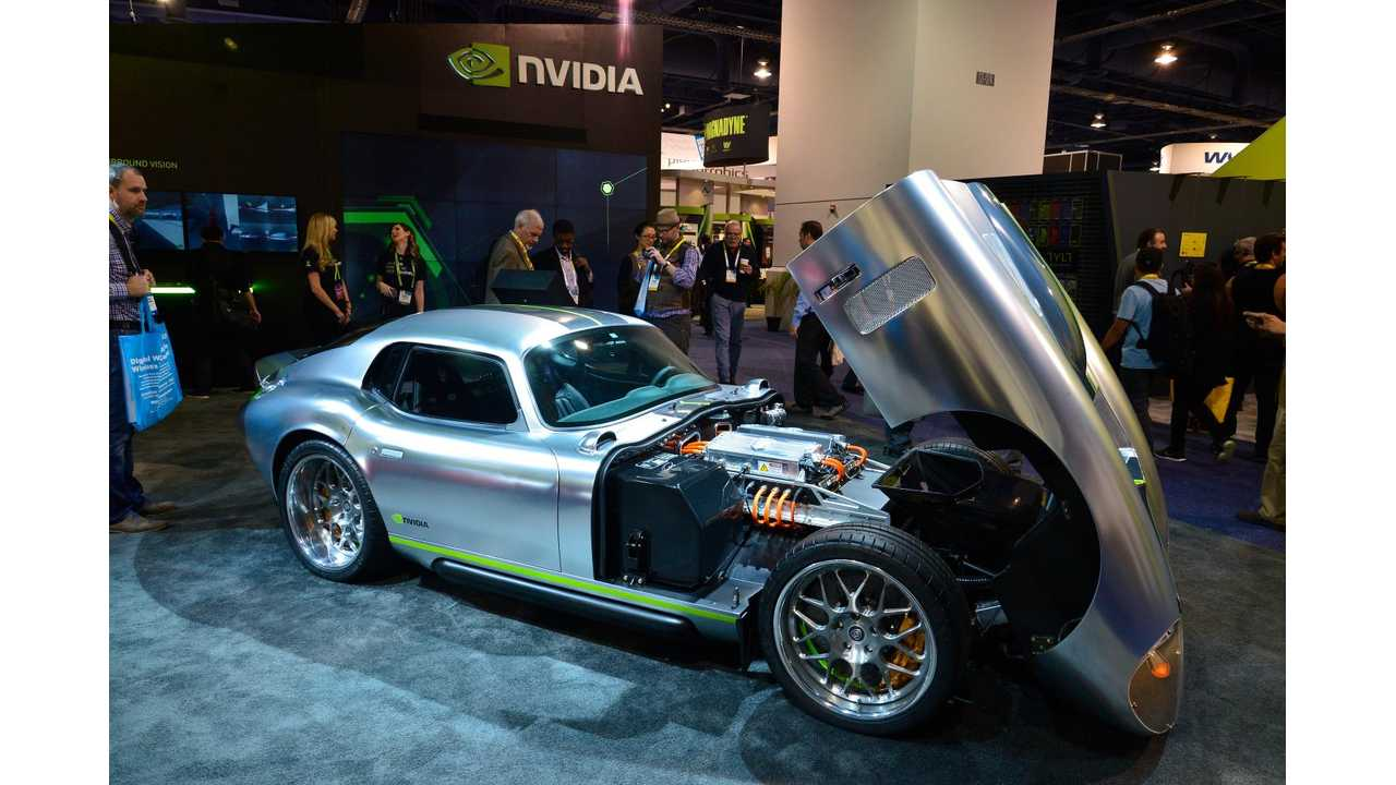 Renovo Coupe At 2015 CES - Images & Videos