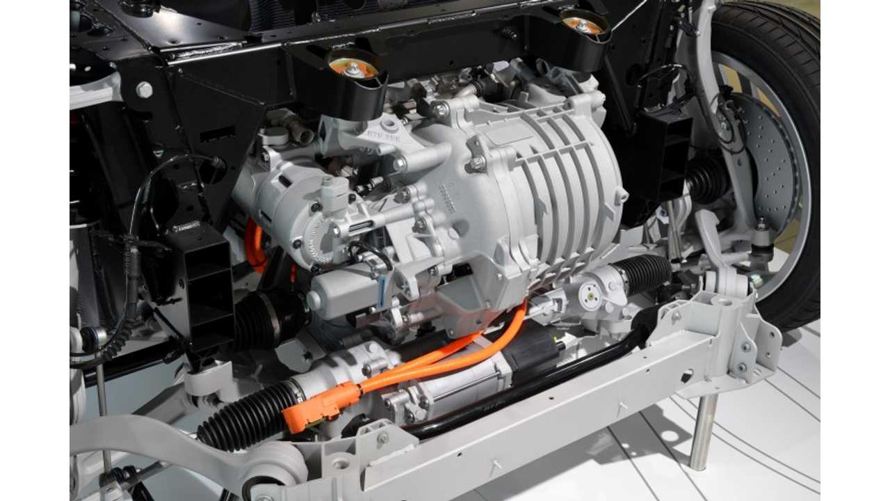 ZF: Multi-Speed Transmissions Coming Soon For Electric Cars