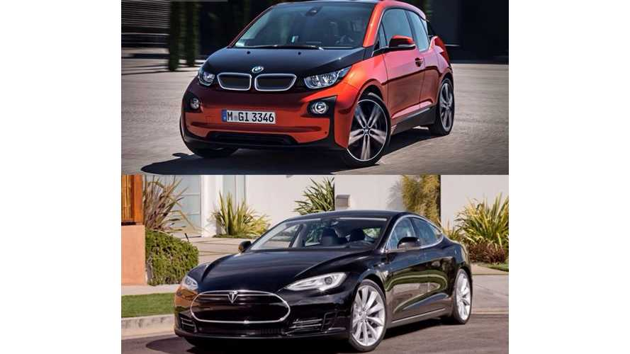 BMW Not Interested In Acquiring Tesla Shares