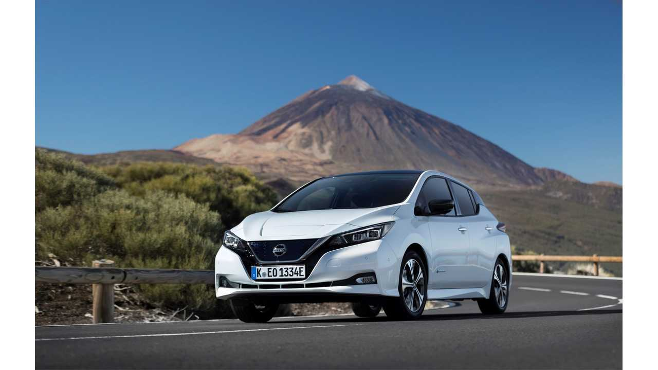 In June, Close To 160,000 Plug-In Electric Cars Were Sold Globally