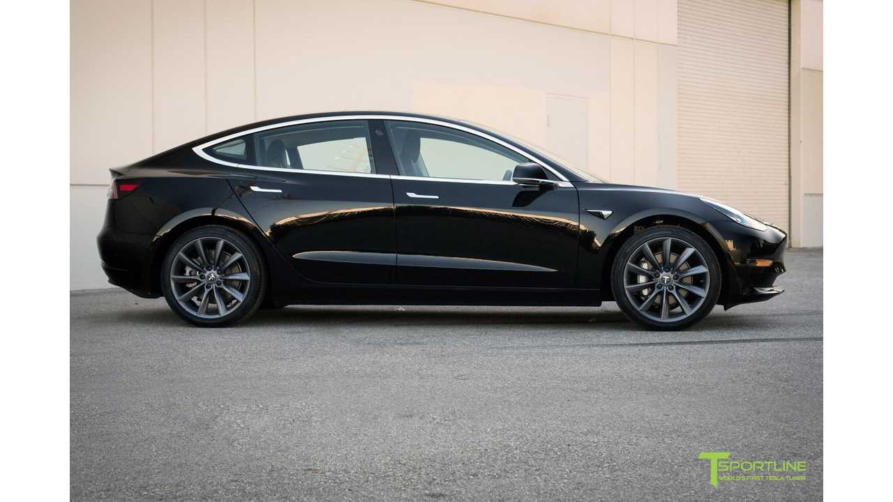 Summon Comes To Tesla Model 3 Via Latest Update