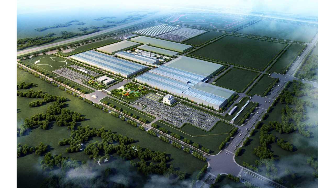 BAIC And Magna Will Make Premium EVs For China